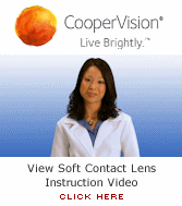cooper options comfort toric vision contact